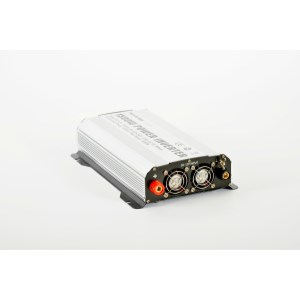 1500 watt Ren Sinus Inverter 24 volt m/ 10A lader