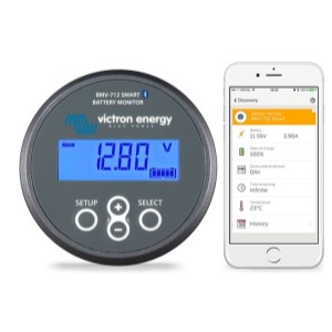 Victron BMV-712 Bluetooth Battery Monitor