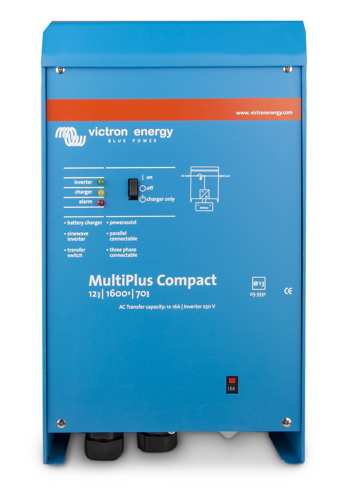 Victron MultiPlus C 12/800/35-16